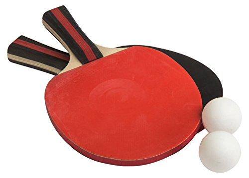 Color Baby - Set Ping Pong con Red en Estuche, 27 x 6 cm (52487)