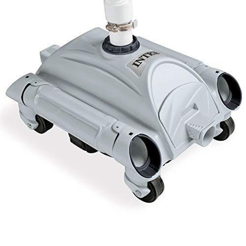 Intex Aspiratore da Piscina Robot Pulitore Automatico Depuratore Pulizia Acqua