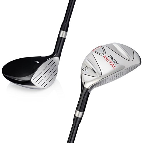 Founders Club Fresh Metal Golf Clubs Fairway Woods is the best choice