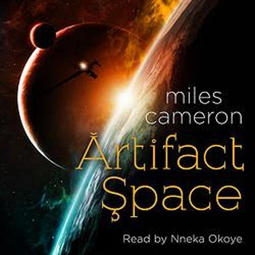 Artifact Space Audiobook By Miles Cameron cover art