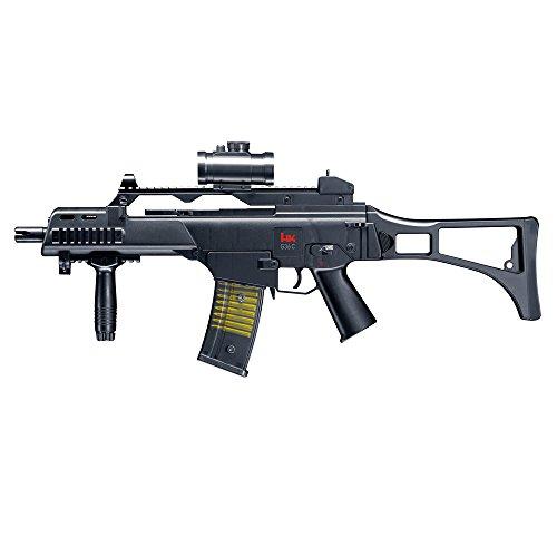 Heckler und Koch Softair Maschinengewehr G36 C Federdruck - von Umarex