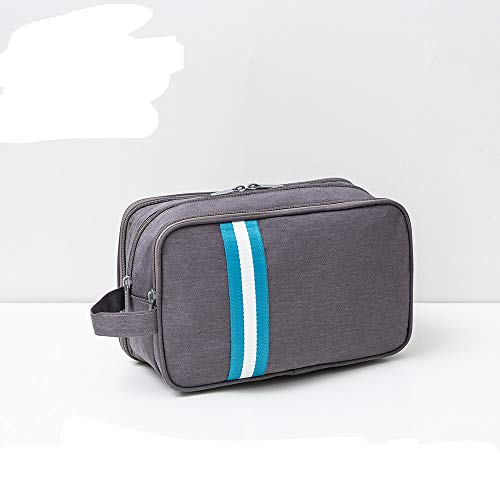 donfhfey827 Digitale Aufbewahrungstasche Multifunktions-Doppelschicht-Polyester wasserdichte Finishing-Box elektronische Tasche mit großer Kapazität