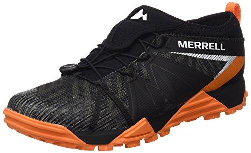 Merrell Damen Avalaunch Tough Traillaufschuhe, Orange (Mudder Orange), 42.5 EU