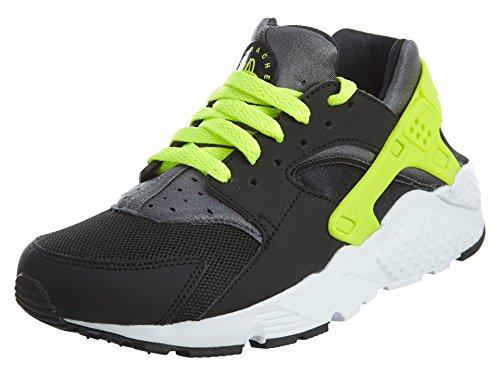 Nike Huarache Run GS 654275-017, Scarpe da Ginnastica Basse Uomo, Multicolore, 40 EU