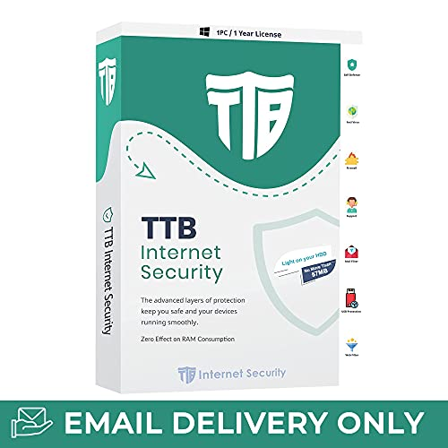 TTB Total Security 1 Year|1 PC Email Delivery