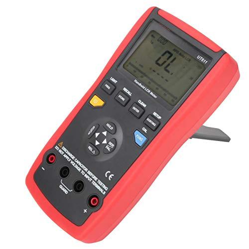 Multimeter, digitaler Kapazitätstester, geringe Verlustleistung Hochwertiger Handheld Schnelle Geschwindigkeit Hohe Genauigkeit für die Inspektion von Produktionslinienkomponenten