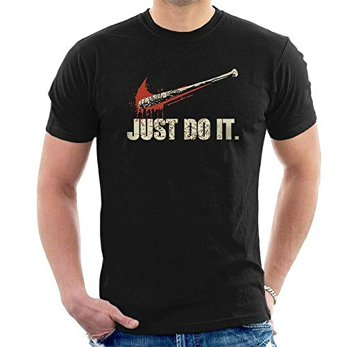 Just Do It T-Shirt The Walking Dead TWD Negan Lucille All C01