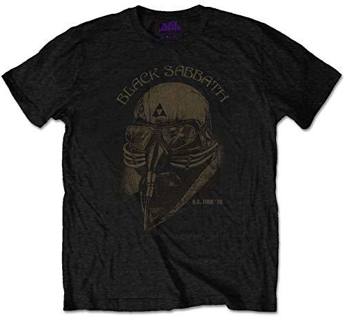 Black Sabbath 'US Tour 78 (Avengers) T-Shirt (Medium)