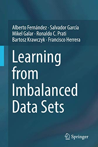 Learning from Imbalanced Data Sets