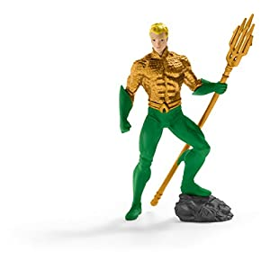 dc comics - Figura Aquaman (Schleich 22517) 7