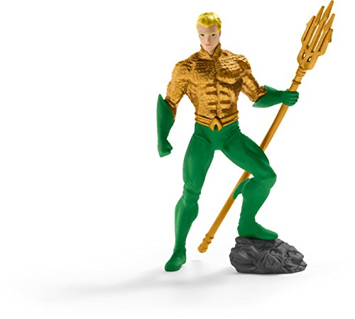 DC Comics - Figura Aquaman (Schleich 22517) 1