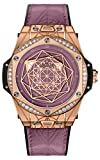 Hublot Limited Edition Sang Bleu One Click Gold with Diamonds Watch 465.OS.89P8.VR.1204.MXM20