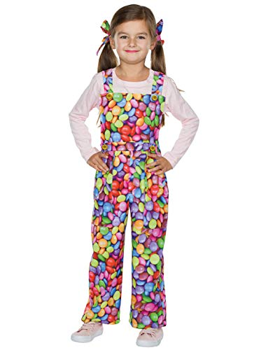 Rubies 12300-116 Candy - Peto Infantil (Talla 116), Multicolor