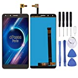 DONGYAO Pantalla LCD de repuesto y digitalizador completo para Alcatel Pop 4 7070, OT-7070, OT7070, 7070X, 7070Q, 7070A, 7070I, color negro
