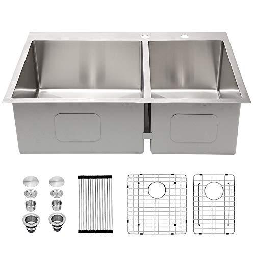 Stainless Steel Kitchen Drop in Sink