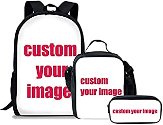 School Bags - Children School Bags for Kids Black Girl Melanin Poppin Prints Book Bag Teenagers Backpack Mochila 2020 Free...