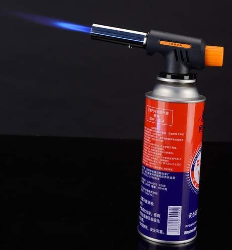 Portátil De Gas De La Antorcha Arma De Llama Encendedor del Arrancador...