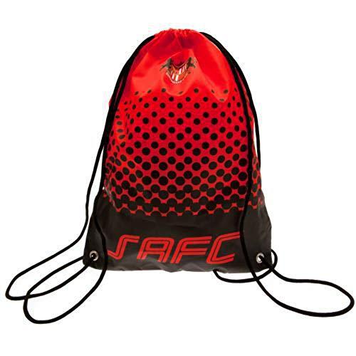 Sunderland AFC Drawstring Fade Gym Bag Official Licensed Football Fan Gifts