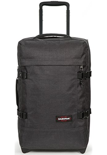 Eastpak Tranverz S Rolling Holdall Luggage Loud Black