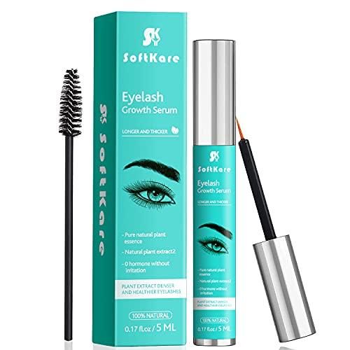 Eyelash Enhancing Growth Serum - 5ML 3 Month Treatment - Grow Longer,...