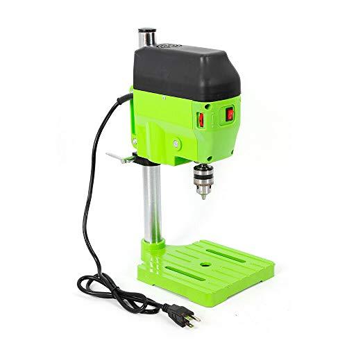 CNCEST BG-5166A Drill Press Stand Electric Machine Small Work Bench DIY 110V 480W Chuck