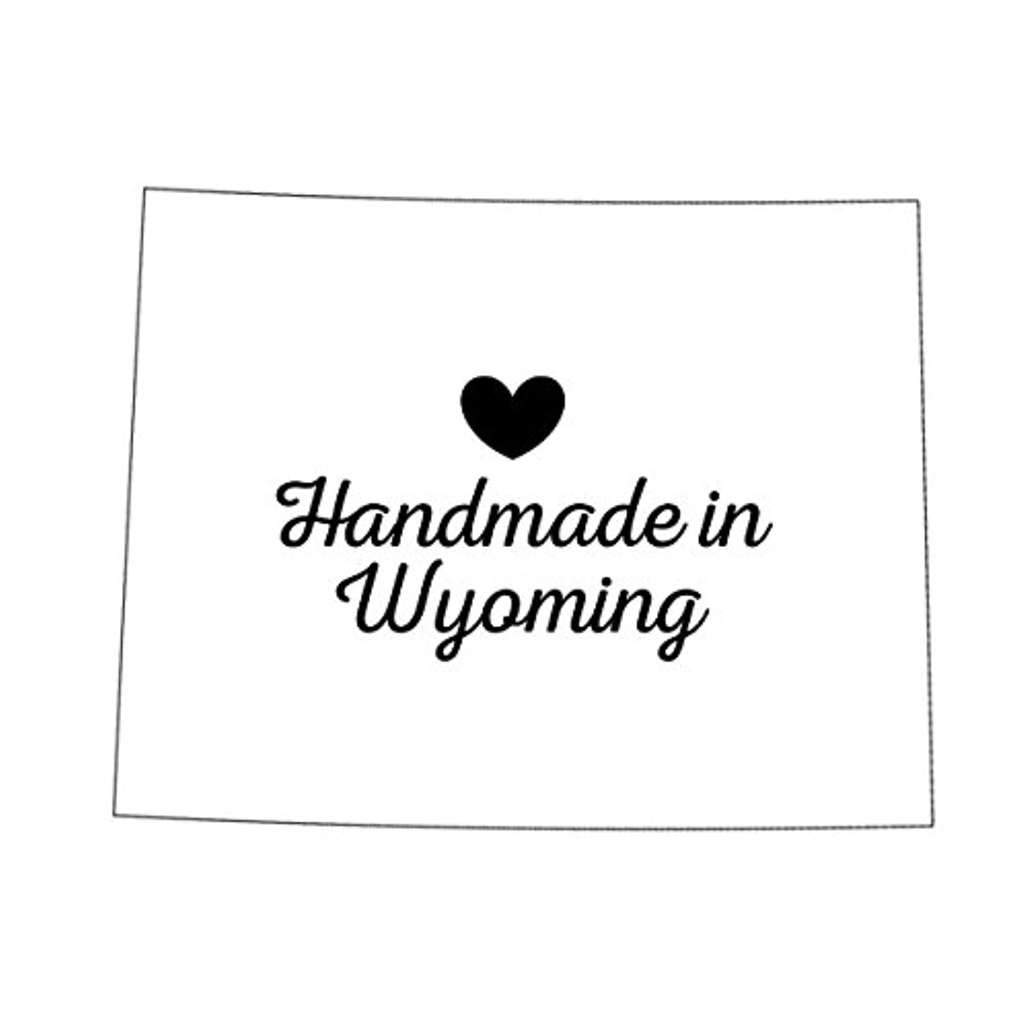 Scrapbook Customs Wyoming - Handmade in Rubber Stamp