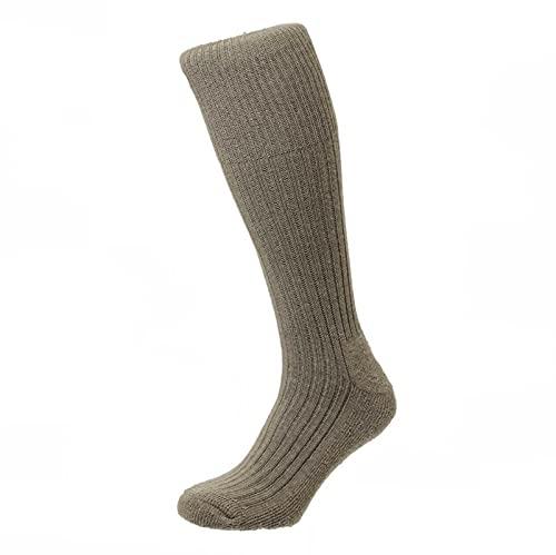 HJ Hall Commando Socken HJ3000 Gr. Large, khaki