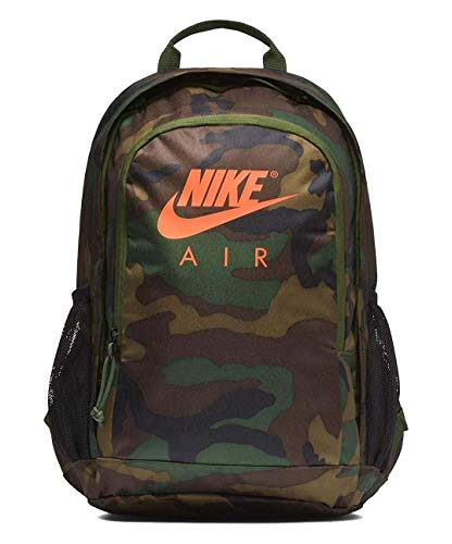 Nike Air Hayward Futura NK Backpack Camo/Orange-Black CK0955-210