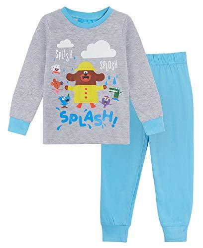 Hey Duggee Lange Pyjama Meisjes Jongens Pjs Set Kinderen Baby's Nachtkleding