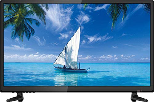 AUSHA® 60.96 cm (24 inches) AUSHA2400 HD LED TV(Black)