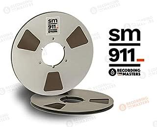 RTM Studio Mastering Tape 911 Series/ 1/4'x2500', 10.5'