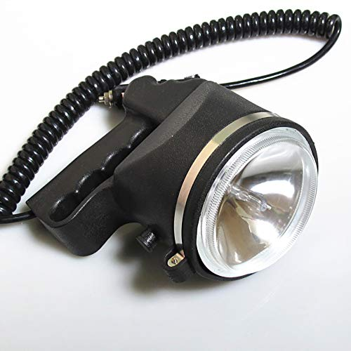 CYHY Foco de Luces de Trabajo de Auto de xenón, para automóvil de Campo a través de conducción de vehículos de Pesca al Aire Libre Caza de Caza Luz de Patrulla de Camping Proyector de luz, Luz Blanca