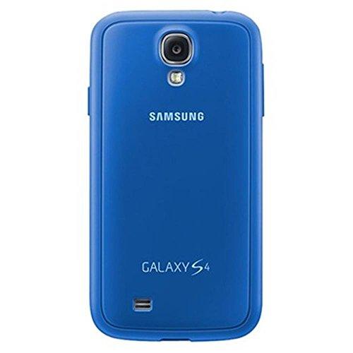 SAMSUNG EF-PI950BCEGWW Protective Cover+ per Galaxy S4, Blu