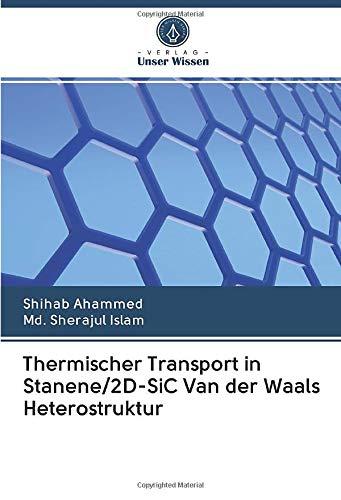 Thermischer Transport in Stanene/2D-SiC Van der Waals Heterostruktur