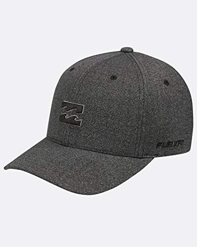 BILLABONG All Day Flexfit Caps, Hombre, Black, U