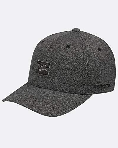 BILLABONG All Day Flexfit Caps, Hombre, Black, U