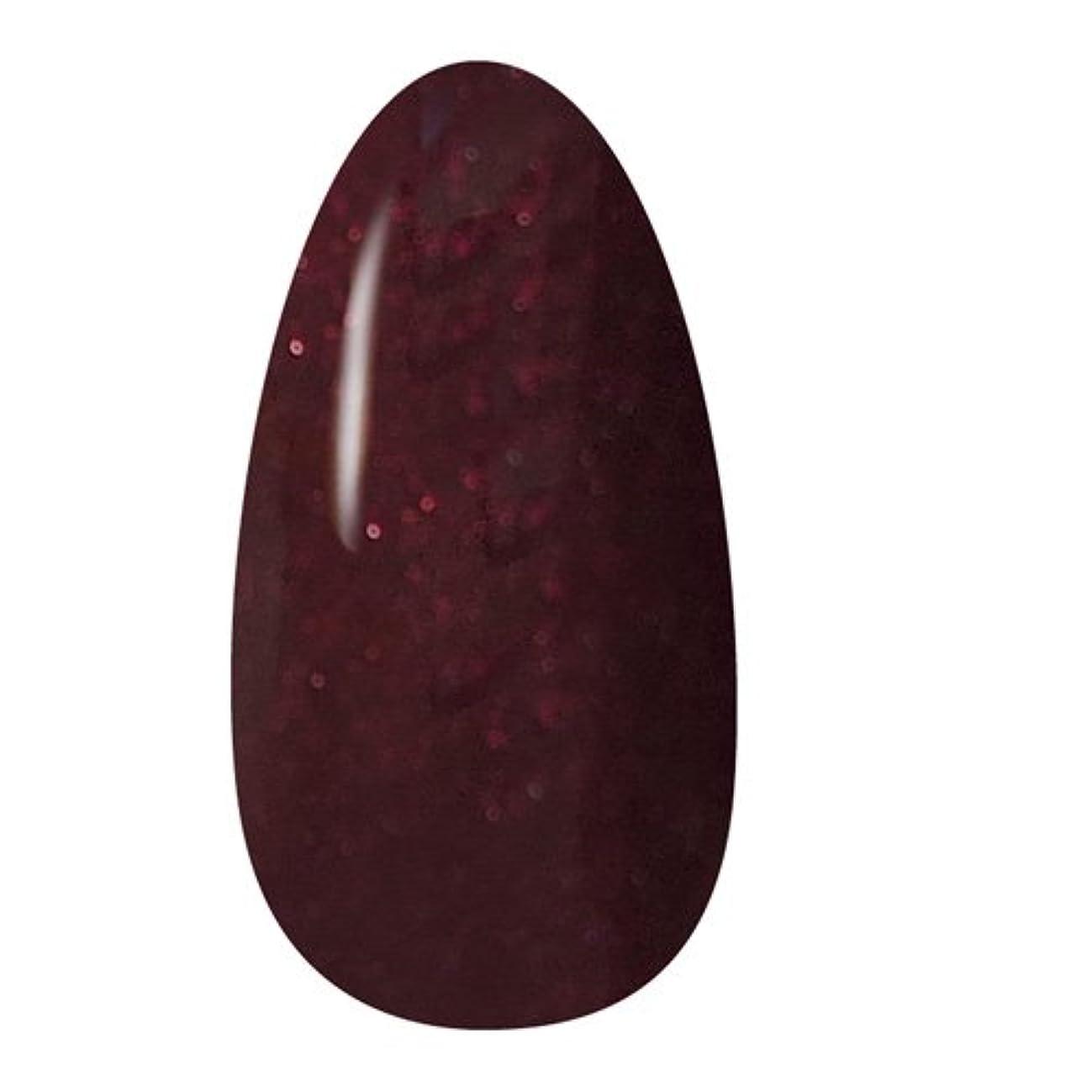 明らかにひらめき知的CherryDayネイルポリッシュ #260 ギャラクシーレッド 8mL