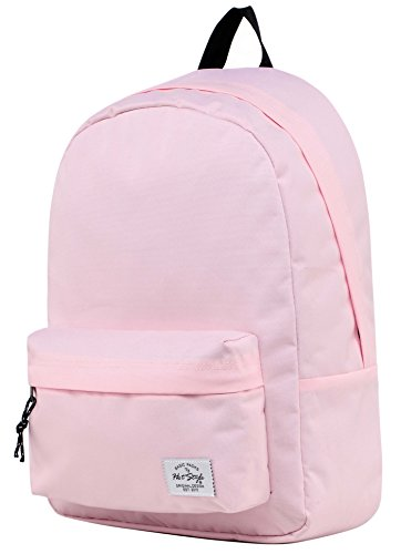 SIMPLAY Classic School Backpack Bookbag, Pink