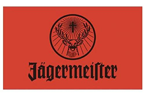 JM Jägermeister Fahne 150x90cm