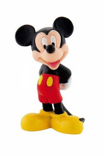 Bullyland 15348 - Spielfigur, Walt Disney Mickey Classic, ca. 7 cm groß, liebevoll handbemalte Figur, PVC-frei, tolles Geschenk für Jungen und Mädchen zum fantasievollen Spielen
