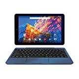 "RCA 10"" Android 7.0 Quad Core Tablet with Keyboard HD IPS Touchscreen WiFi"
