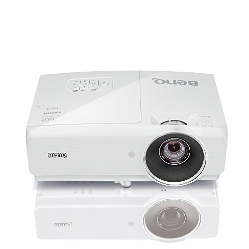 BenQ MH750 1080p High Brightness Projector with 4500 Lumens | Wireless Presentation Capability | Lan Network Control Compatibility