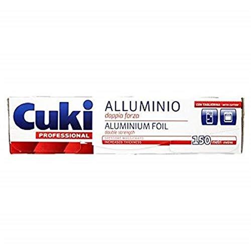 Cuki 3930015 Roll Alluminio da Cucina