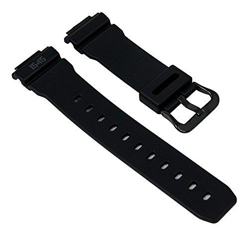 Casio Reloj Banda Correa para 1545G-shock DW5600DW-5600Stealth Militar opaco