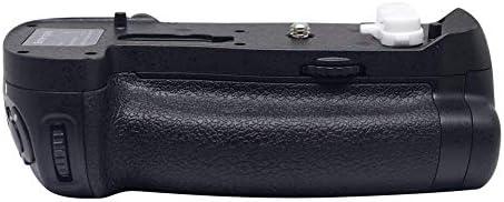 Mcoplus MCO-D850 Vertical Battery Grip/Pack as MB-D18 Fit Nikon D850 DSLR Camera,Hold AA/EN-EL15 Battery(7FPS) or EN-EL18+BL5(9FPS)