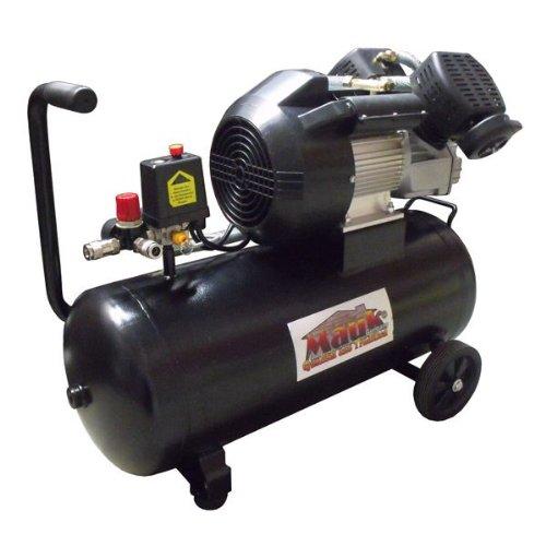 Mauk Druckluft Kompressor 50 l mit V-Zylinder