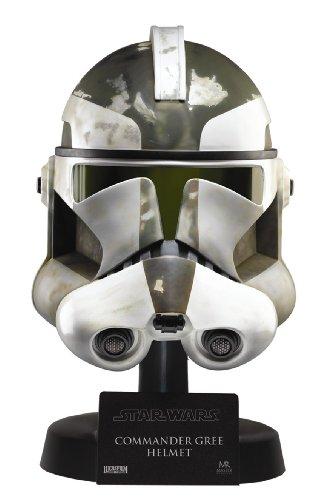 Master Replicas Star Wars Commander Gree Replica Miniatur Helm