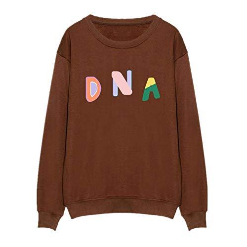 SERAPHY Sweatshirt Rundhalspullover 95 V Kim Taehyung Gleichen Stil Idol Pullover-BN-2XL