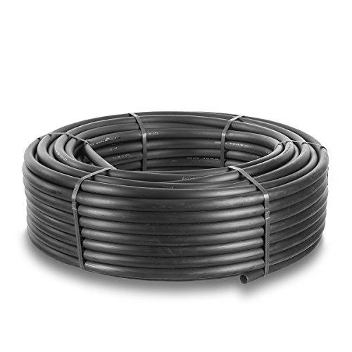 100m PE Rohr 16mm x 1mm Verlegrohr Druckrohr für Brauchwasser PN4