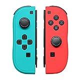 Joy Con Replacement für Joy-Con 2er-Set,Switch Joy Con Pad Controller Kompatibel mit Nintendo...